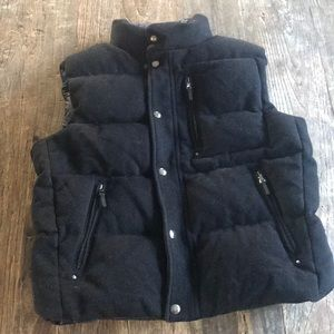 Polo Ralph Lauren Wool & Down Reversible Vest L